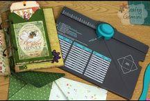 Envelopes Punch IDEAS! / by Elibel Da Rocha