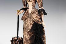 1890-1900 dresses