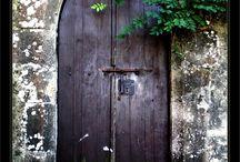 fascinating old doors