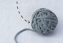 T shirts yarn