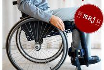Ważne daty / Ważne daty związane z osobami z niepełnosprawnością