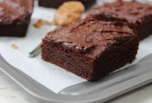 Deserts / Almond butter brownies