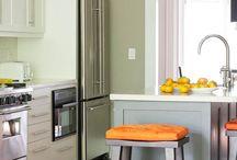 Kjøkkenfarger