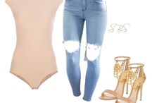 Outfits / by Odeline Charles
