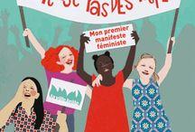 Egalité Filles Garçons - Challenge Je lis aussi des albums Mars / Pour partager des titres d'albums autour de l'égalité filles/garçons, dans le cadre du rendez-vous de mars du challenge je lis aussi des albums !