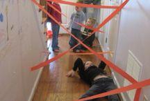 zabawy z dziecmi