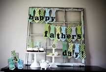 Father's Day Ideas / Ideas for that Vintage up cycled gift