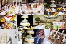 Bruiloft / Collage bruiloft