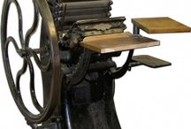 Letterpress / Anything to do with the art of letterpress. Someday I will have a press of my own