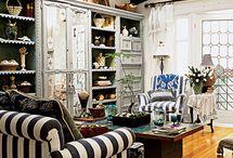 bookshelves, shelving units / by Penny Houle