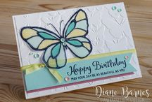 beautiful  day stampin up