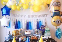 Birthday for Boys
