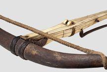 European Crossbows / Balestre Europee / XVI / XVII C.