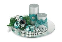 Christmas decorating and other ideas / by Linda  Mae B