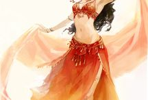 Belly Dance Images and Quotes