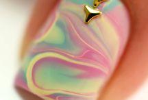nail art / art des ongles