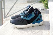 "Adidas Tubular Runner M19644 ""Core Black"""
