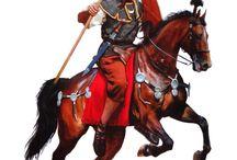 Roman Cavalry n Soldiers