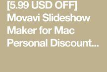 Movavi Slideshow Maker for Mac Personal