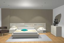 Proyectos 3D / Sofisticados y originales proyectos para el diseño y decoración de interiores