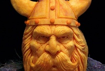 Carved Pumpkin Awesomeness