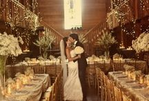 Urban Rustic Wedding  / Dedicated to the urban, rustic wedding style! / by Liven It Up Events