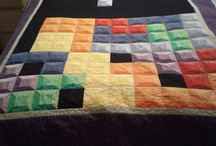 Quilts, Knitting, etc.(things I am not doing) / by Carrie Goldsworthy
