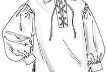 Camice storia del costume