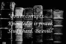 School/Knowledge/Power / by Regina Munden