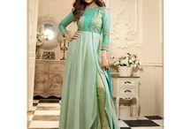 Shilpa Shetty Designer Suits / Shilpa Designer Suits, Anarkali Suits, Party Wear Suits
