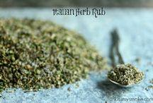 Rubs & Spice Blends