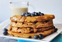 Pancakes & Waffles / Pancakes can be a quick and easy option for a healthy breakfast. Traditional pancakes recipes don't offer much nutrition, but this board is full of nutritious and delicious recipes for pancakes and waffles.