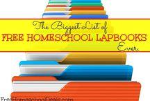 Homeschool Lapbooks