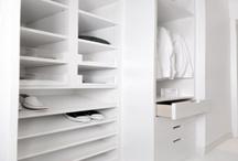 Walk-in closet / wardrobe