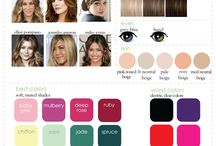 "Colour analysis: soft summer / Colour palette of ""my season"". Makeup and wardrobe ideas."