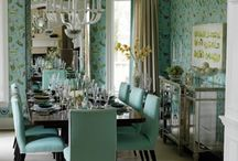 Dining room ideas / by Jamie Shuda