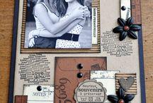 page de scrap