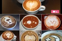 Latte art / All about latte art and coffee ☕️