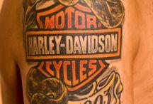 Harley Tattoos