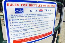 Rules for Bikes on Trax