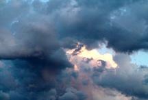 Nuvole , Clouds / Nuvole e tramonti provenzali