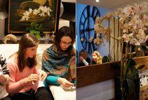 Craft hen parties in Sussex and Surrey