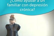 cómo ayudar a una persona con depresión crónica