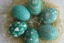 яйца / великденски яйца