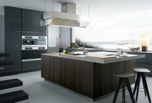 Kitchens / Kitchen....what a passion! New spaces, new technologies and a new concept for the heart of the home!