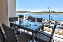 Terrace Envy! / The best terraces on our properties, boasting some of the most amazing views in Malta