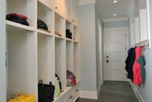 Marvelous Mudrooms / by Cheryl {thatswhatchesaid.net}