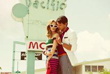 Retro Vintage Style / Retro vintage style inspiration