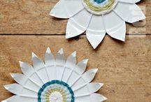 Kids Ideas - Paper plate