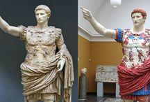 colori arte greca